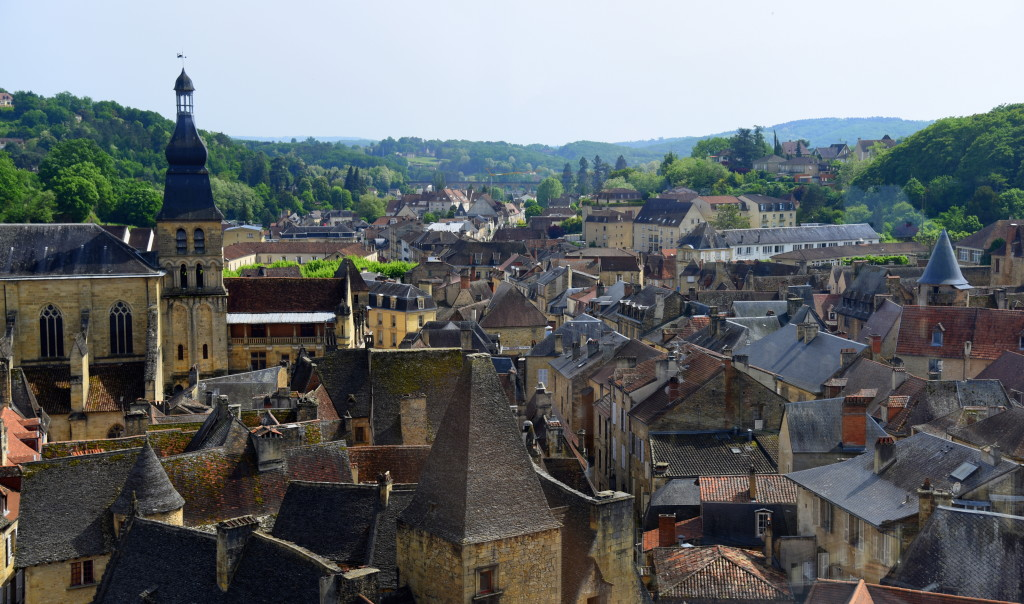Sarlat France  city pictures gallery : Sarlat decided to convert this old church into a market hall. The ...