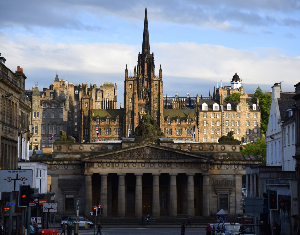 The Other Side of Edinburgh: The Georgian New Town ...