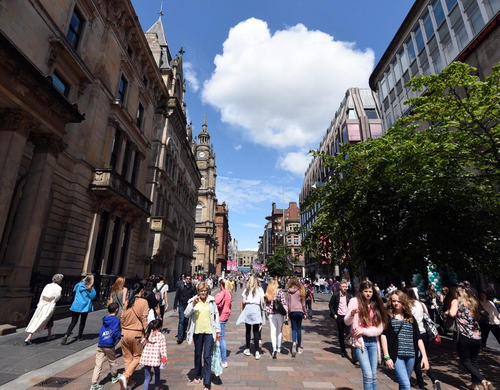 Cameron Scotland Glasgow Buchanan Street