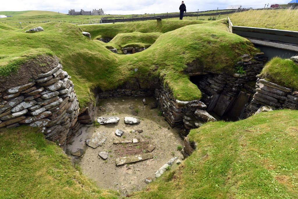Cameron Scotland Orkney Skara Brae