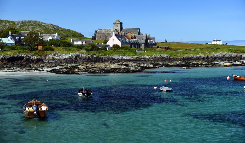 Cameron Scotland Island Hopping Iona