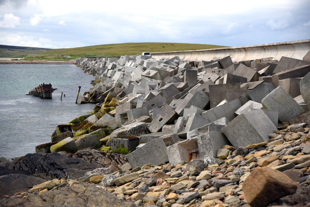 Cameron Scotland Orkney Wartime Barriers