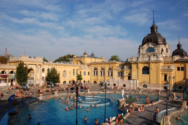 Hungarys Top Five Thermal Baths Travels In Europe With Cameron - The 5 best thermal baths in budapest