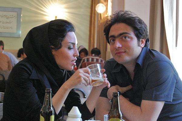 Busty iranian girl