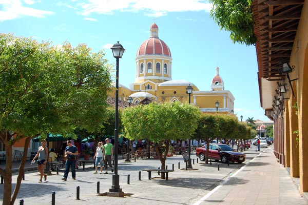 Vacationing in El Salvador and Nicaragua – Tourist Attractions Map In El Salvador