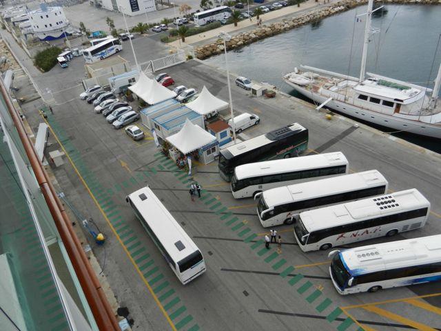 Docking In Livorno U2014 Florenceu0027s Port