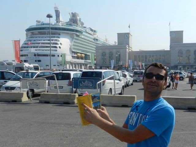 Perfect Docking In Livorno U2014 Florenceu0027s Port