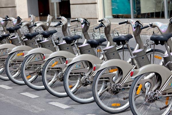 Bikes Paris Paris s bike sharing program