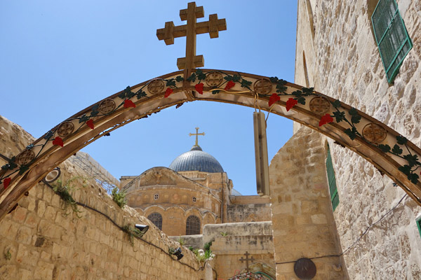 For many Christians, the Church of the Holy Sepulcher, built upon on the place where Jesus was crucified and resurrected, is the holiest of churches and the highlight of their pilgrimage to Jerusalem.