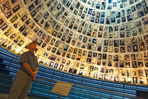 Of the roughly six million Jews killed in the Holocaust, about half have been identified by surviving family and friends. Pages of their testimony are archived here. The purpose: to give as many victims as possible the dignity of being remembered by name.
