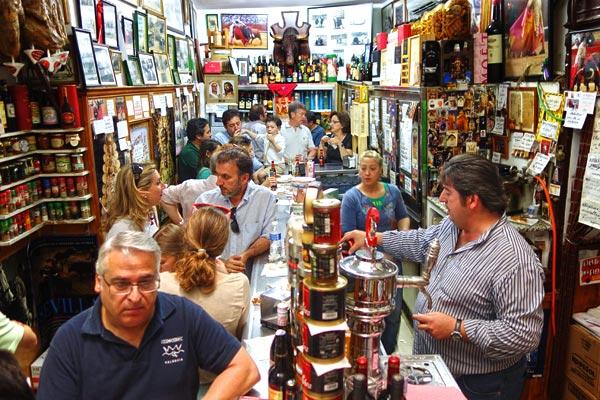 Sevilla Tapas Are All The Rage Rick Steves Travel Blog