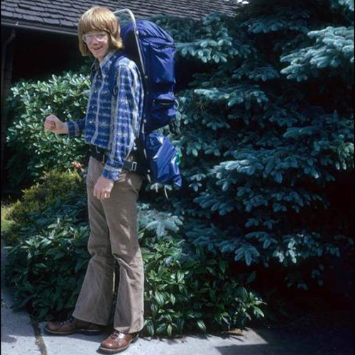 It's June 20, 1973,  the day after graduation from high school, and I've filled the biggest backpack I can find with needless stuff. I'm ready to fly to Europe for my first trip without any parents. It would, in retrospect, be the best European trip of my life.