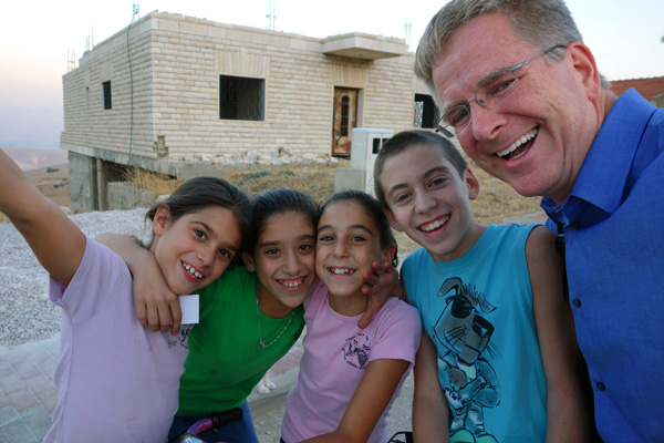 Spending time in Israeli settlements built in the last decade or so in the West Bank, on Leave It To Beaver streets under the red-tile roofs of cookie-cutter homes, I felt as if I were in California. Gangs of happy-go-lucky children on their bikes were eager to befriend me, and there was a relaxed vibe.