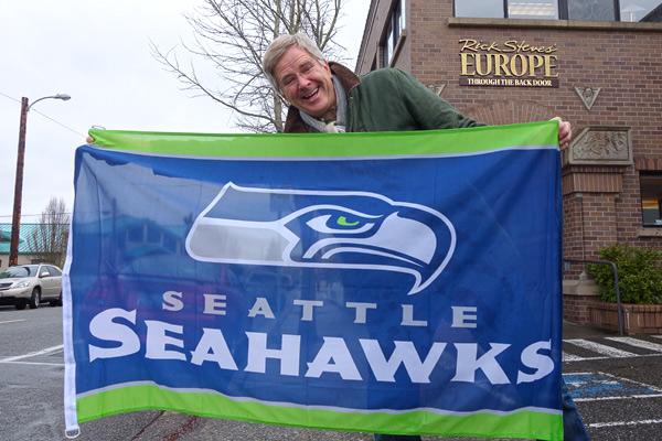 Even though I'm a 12th Fan, there's no denying the Seahawks will meet their match in New Jersey. This will be an epic game! Go Hawks!