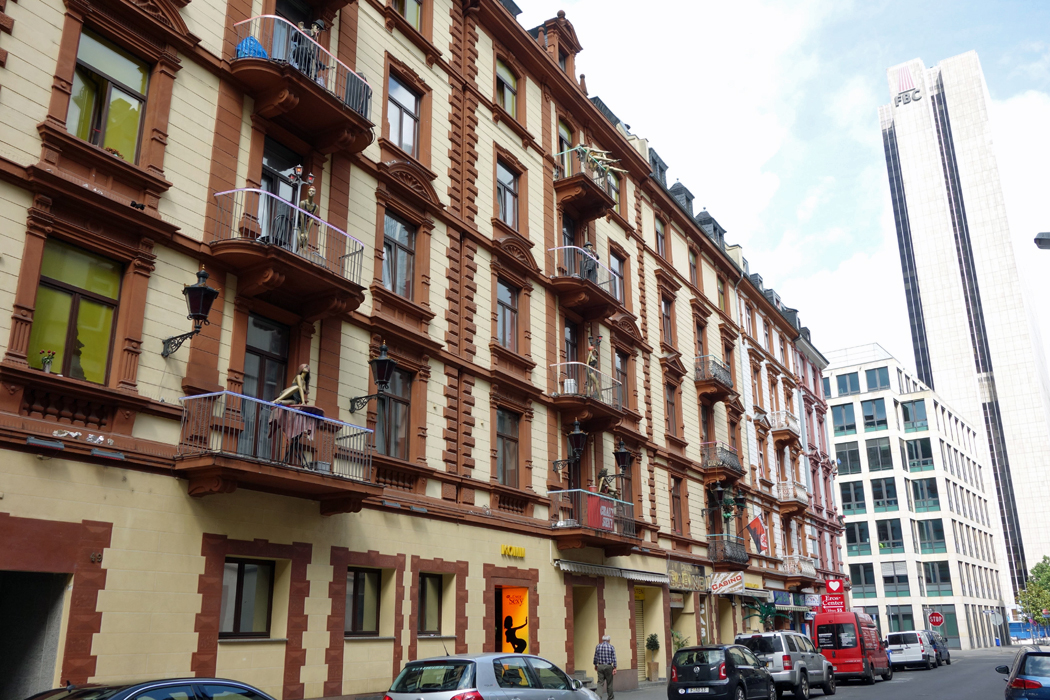Best Hotels Near Frankfurt Train Station