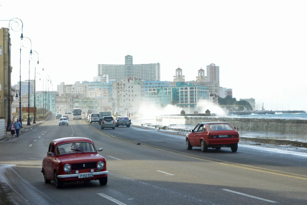 Cuba S Classic And Not So Classic Cars Huffpost