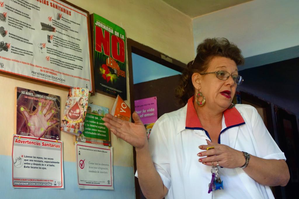 Cuban doctor