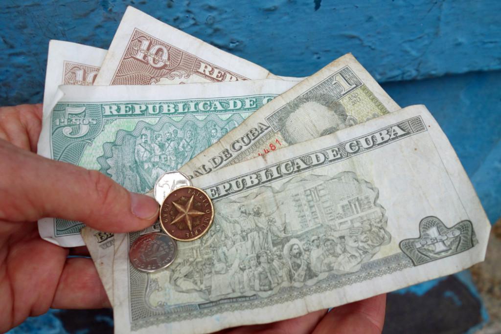 Peso bills