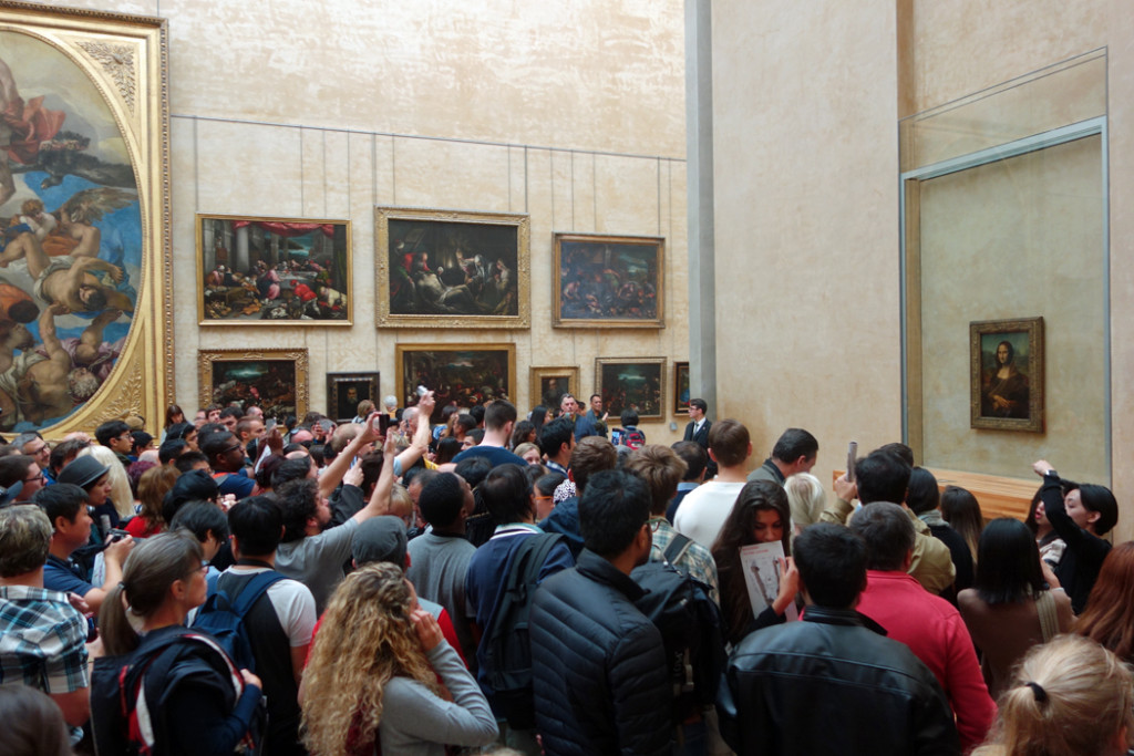 Touring The Louvre Rick Steves Travel Blog