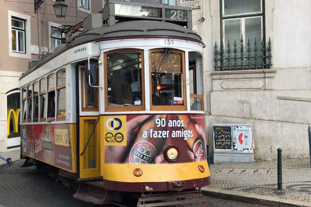 Trolley Car: Who Got Pickpocketed In Paris? Me!