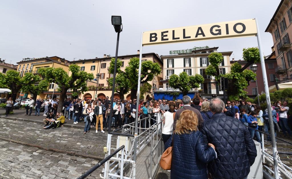 Bellagio Dock 2