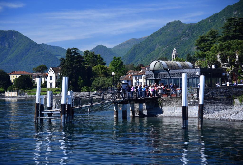 Lake Como Boat Dock
