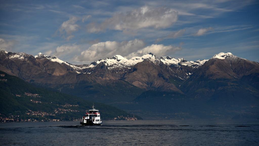 Lake Como Mountains