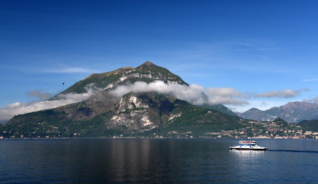 Lake Como Mountains 2