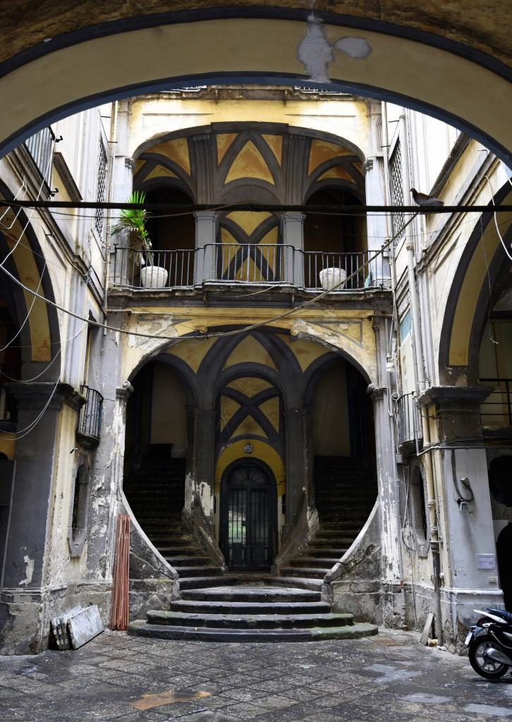 NaplesCourtyard