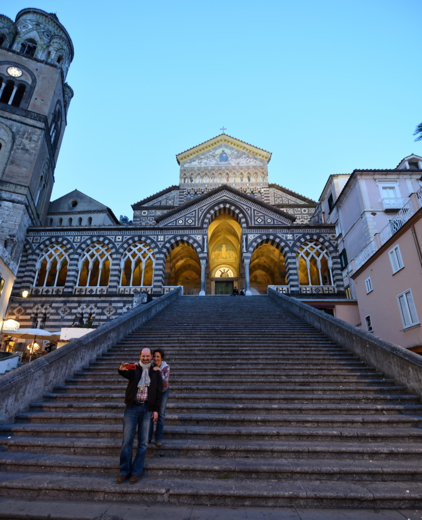 Amalfi Steps