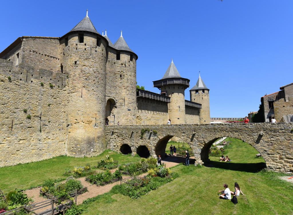 Carcassonne Chateau