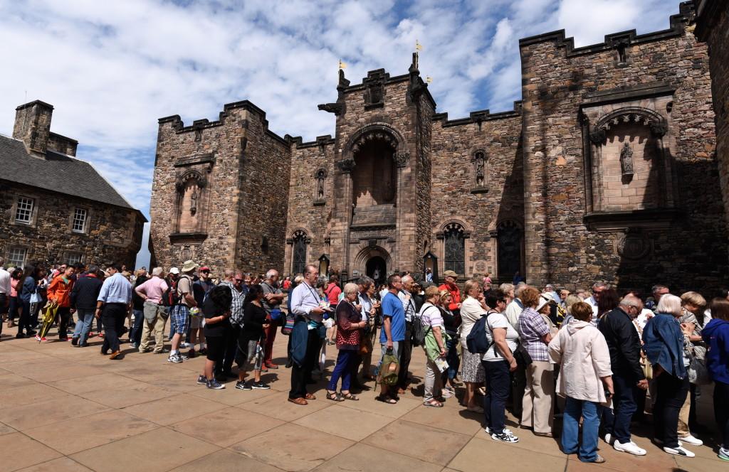 Edinburgh Castle Line