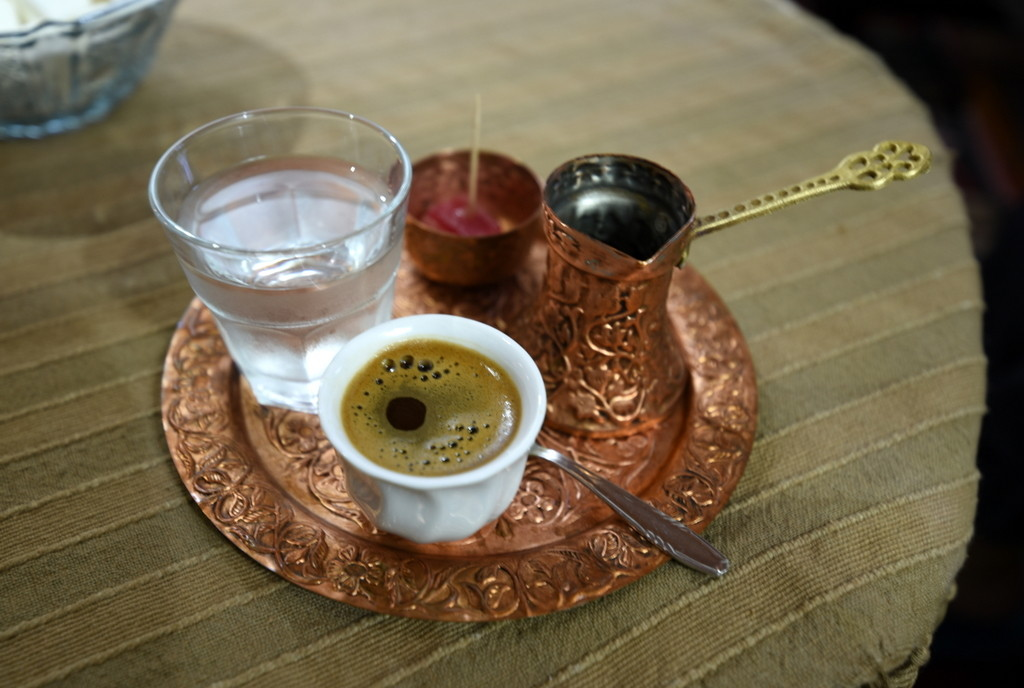 Cameron-Bosnia-Mostar-Coffee