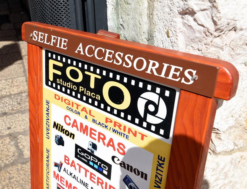 Cameron-Croatia-Dubrovnik-Cranky Selfie