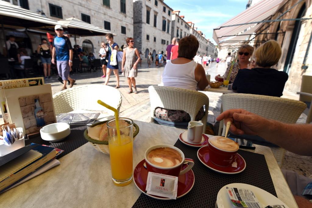 Cameron Croatia Dubrovnik Facebook Stradun Main Drag