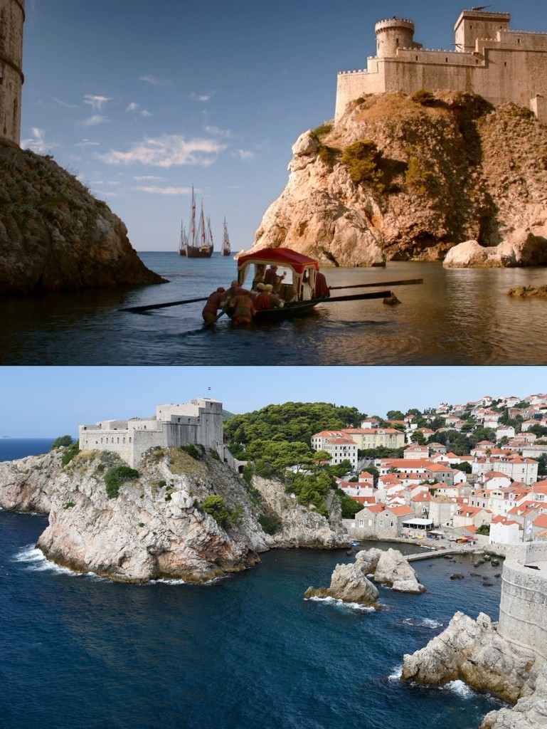 Cameron-Croatia-Dubrovnik-Game of Thrones 3