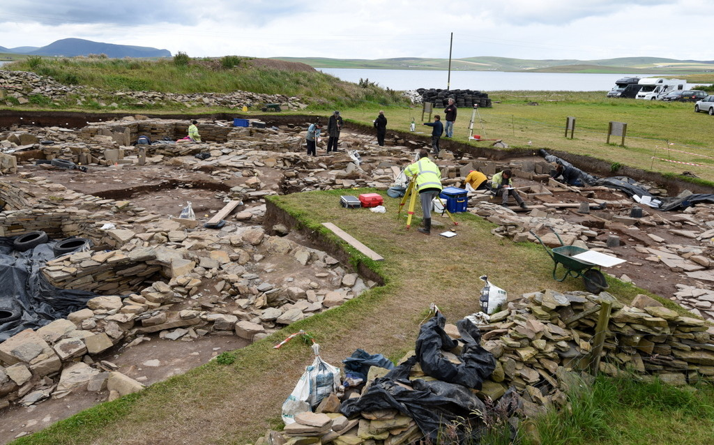 Cameron Scotland Orkney Ness of Brodgar