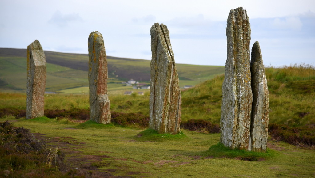 Cameron Scotland Orkney Ring of Brodgar