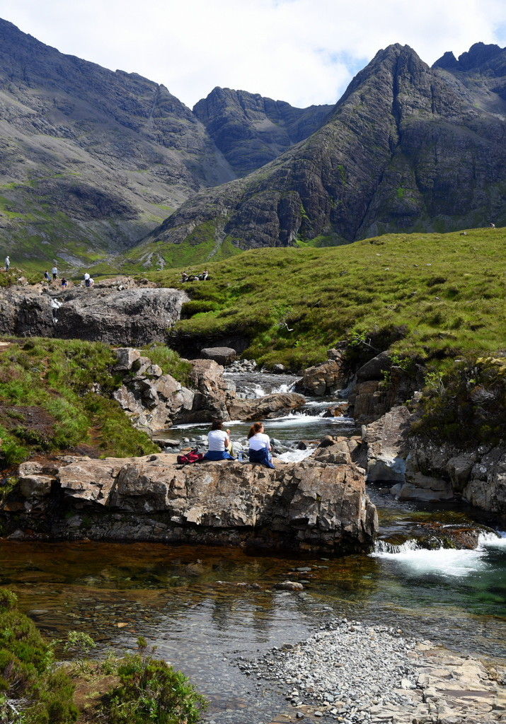 Cameron Scotland Skye Fairy Pools