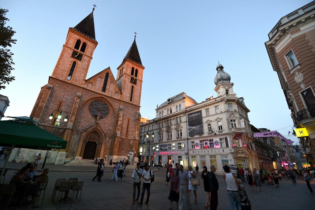 Cameron-Bosnia-Sarajevo-Habsburg Quarter