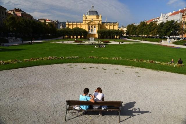 Cameron-Croatia-Zagreb-Park