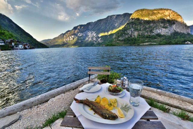 cameron-austria-hallstatt-dinner
