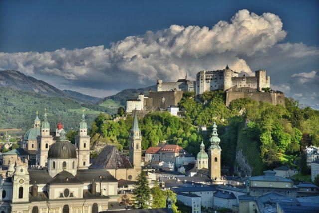 Salzburg.At