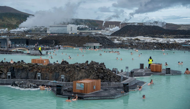 The Blue Lagoon Experience Is A Memorable One And Water Incredibly Inviting Perfectly Clean Safe Opaque Don T Drop Anything While