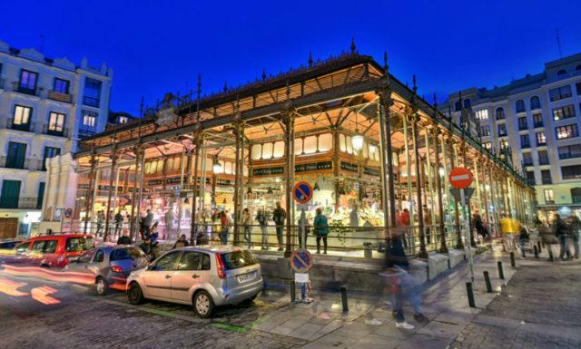 Madrid's Mercado de San Miguel
