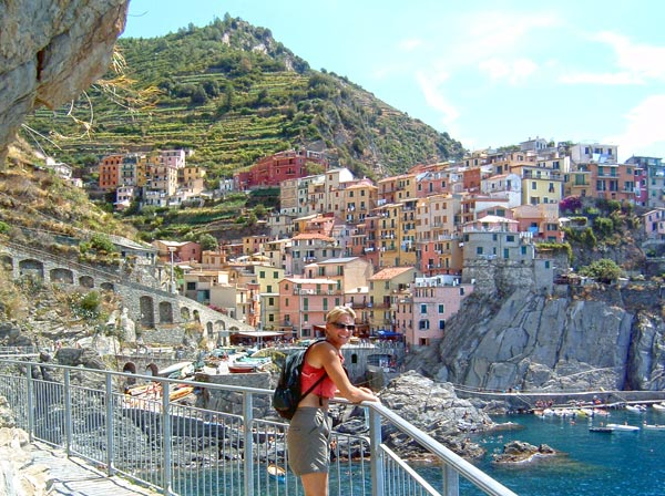 The Cinque Terre S Affordable Oasis For Backpackers Is On Rick Steves