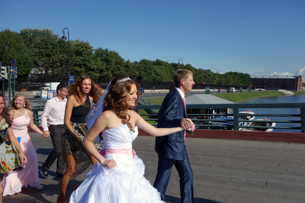 Newlyweds And St Petersburg Picture Perfect Rick Steves Travel Blog