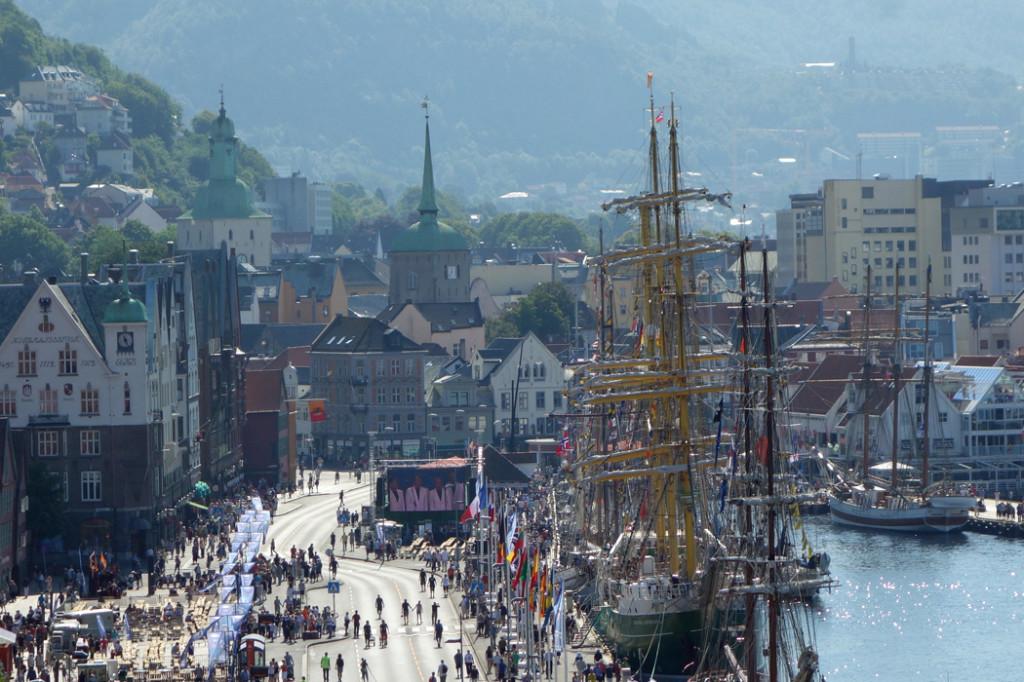 Bergen-tall-ships
