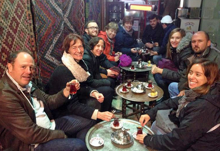 Rick Steves Tour Guides Tour Best Of Turkey Is A Huge