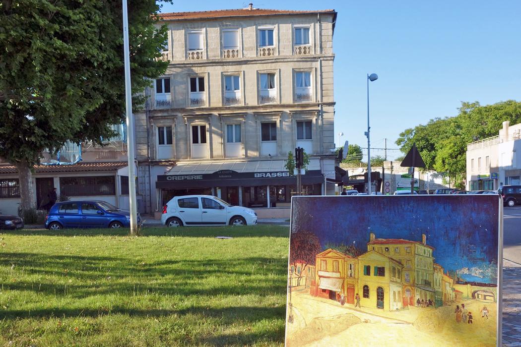 Walking in Van Gogh s Footsteps in Arles – Rick Steves  Travel Blog 840d9f7096
